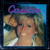 Geraldine - Revival LP Vinyl Record - South Africa Edition MAG 5023 - Disco & Pop