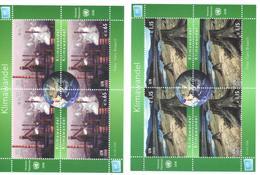 RRR20 UNO WIEN 2008 Michl BLOCK 23 + 24 ** Postfrisch 1/2 POSTPREIS Siehe ABBILDUNG - Wien - Internationales Zentrum