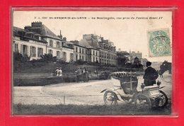 78-CPA SAINT-GERMAIN EN LAYE - St. Germain En Laye (Castillo)