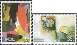 Malta 904-905 (complete.issue.) Unmounted Mint / Never Hinged 1993 Europe - Malta