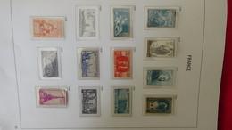 Belle Collection ** En DAVO De France Jusqu'à 1949 Dont Belles Valeurs Côte +++... A ,saisir !!! - Stamps