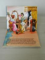 Livre Pop Up Cendrillon - En 3 Dimensions - TORMONT - Illustration TONY WOLF - Edit. DAMI - Books, Magazines, Comics
