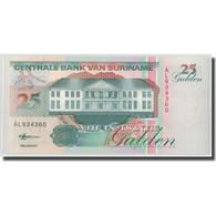 Billet, Surinam, 25 Gulden, 1998, 1998-02-10, KM:138d, SPL - Surinam