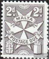 Malta P27 (complete.issue.) Unmounted Mint / Never Hinged 1966 Maltese Cross - Malta