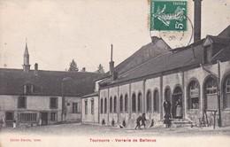 Cpa Dept 61 - Tourouvre - Verrerie De Bellevue (voir Scan Recto-verso) - Otros Municipios