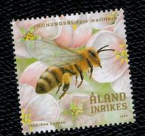 Aland 2018 Beekeeping  1v Complete Set  ** MNH - Aland