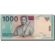 Billet, Indonésie, 1000 Rupiah, 2007, KM:141h, NEUF - Indonesia