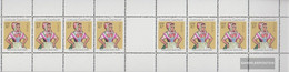 DDR MHB A12A Unmounted Mint / Never Hinged 1971 Sorbian Costumes - [6] Democratic Republic