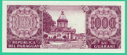 1000 Guaranies - Paraguay - 2002 - N° B48543694 -  Neuf - - Paraguay