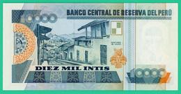 10 000 Intis - Perou - 1988 - N° A8232533T -  Neuf - - Pérou