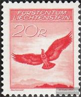 Liechtenstein 145x Smooth Rubber With Hinge 1934 Adler - Liechtenstein
