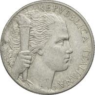 Monnaie, Italie, 5 Lire, 1949, Rome, B+, Aluminium, KM:89 - 1946-… : Republic