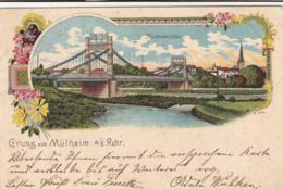 Mülheim/Ruhr - Mülheim A. D. Ruhr