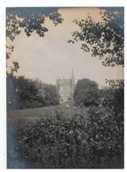 Dilbeek?...omgeving? Kasteel;originele Oude Foto (12x16cm) 26/7/1908 Uit Oude Fotoalbum Van 1908 - Dilbeek