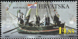 Croatia 459 (complete Issue) Unmounted Mint / Never Hinged 1998 World Exhibition' 88 - Croatia