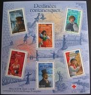 PTT/351 - 2003 - DESTINEES ROMANESQUES - BLOC NEUF** N° 60 - Neufs