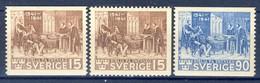 +Sweden 1941. Bible. (Michel 281-82). MNH(**) - Suède