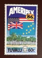 Tuvalu 1986 Ameripex MNH - Tuvalu