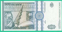 500 Lei - Roumanie - 1992 - N° 483858 A0036 -  Neuf - - Romania