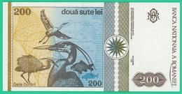 200 Lei - Roumanie - 1992 - N° 472898  A0002 -  Neuf - - Romania