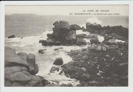 PLOUMANAC'H - COTES D'ARMOR - LE GNOME PAR GROS TEMPS - Ploumanac'h