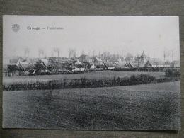 Cpa Ernage (Gembloux Namur) - Panorama (G. Hermans Anvers) - Gembloux
