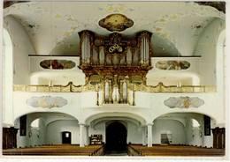 BREGENZ  PFARRKIRCHE ST. GALLUS MIT GROSSER ORGEL - Bregenz