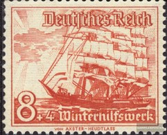 German Empire 655 With Hinge 1937 Vessels - Unused Stamps