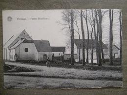 Cpa Ernage (Gembloux Namur) - Ferme Bouffioux - G. Hermans Anvers - Gembloux