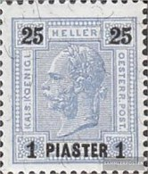 Austria.-Post Levante 34B Fine Used / Cancelled 1900 Print Edition - Eastern Austria