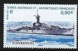 "TAAF YT 462 "" Frégate Tonkinois "" 2007 Neuf** - Booklets"