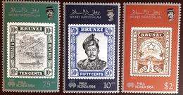 Brunei 1984 Philakorea MNH - Brunei (1984-...)