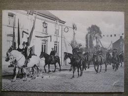 Cpa Ernage (Gembloux) - Souvenir Réception Monseigneur Heylen (évêque Namur) - 27-28 Mai 1913 - Animée! - Gembloux