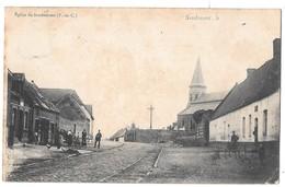 SAUDEMONT - Eglise (vue Animée Rue) - Other Municipalities
