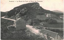 Andenne  La Roche De Faulx Et Route Des Echavées - Andenne
