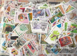 China-taiwan 500 Different Stamps - 1945-... Republic Of China
