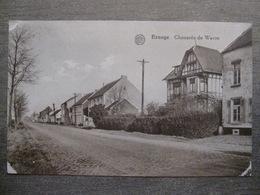 Cpa Ernage (Gembloux Namur) - Chaussée De Wavre - Edit. Albert - L. Tordeur Namur - Gembloux