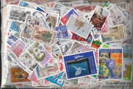 France Stamps-1.200 Different Stamps - France