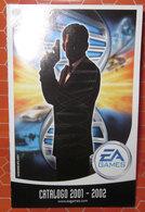 EA GAMES - EA SPORTS CATALOGO 2001 - 2002 - Merchandising