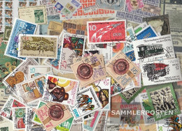 DDR 50 Different Stamps  Only Out Together Print - Germany