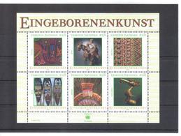 RRR26 UNO WIEN 2003 Michl BLOCK 17 ** Postfrisch SIEHE ABBILDUNG - Wien - Internationales Zentrum