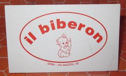 IL BIBERON ERBA - Cartoncini Da Visita