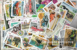 Motives 200 Different Stamps  Cars And Motor Vehicles In Complete Expenditure - Cars