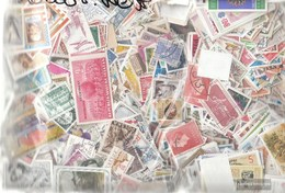 All World 100.000 Different Stamps - Stamps