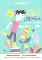 Programme - Graines De Mômes - 21 Mars - 21 Juin 2018 - [lecture] - Ill. Solenne & Thomas (Studio Tomso) - Programs