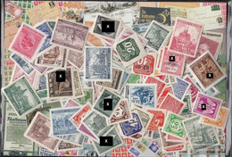 Bohemia And Moravia 181 Different Stamps Unmounted Mint / Never Hinged Completely (all 142 Hauptnummer, 24 Service Marks - Bohemia & Moravia