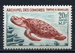 Comores YT 37 XX / MNH Tortue Turtle - Isla Comoro (1950-1975)