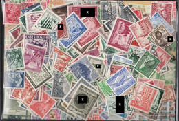 German Empire Third Empire Without Dependencies Stamps-600 Different Stamps - Germany