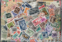 Trieste 250 Different Stamps - Trieste