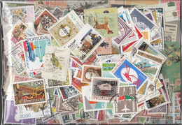 Portugal 1.500 Different Stamps - Portugal